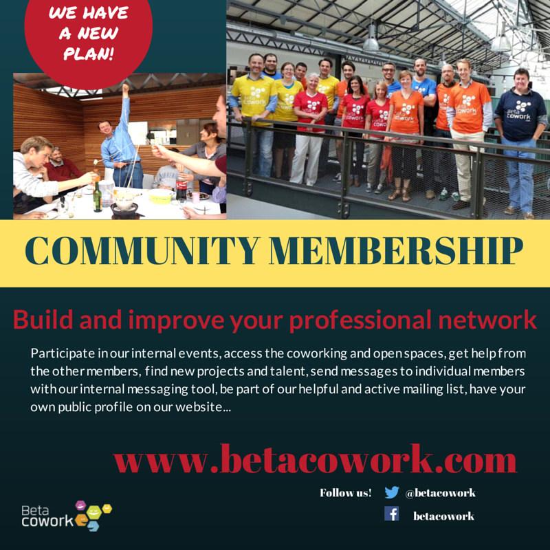 Community-memebership-plan-betacowork-coworking-brussels-2014