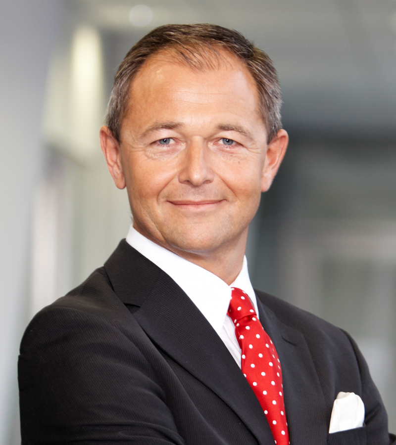 Microsoft Europe Chairman