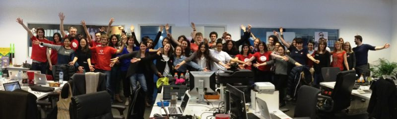 rails girls hug