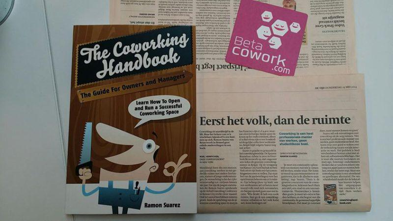 coworking handbook press