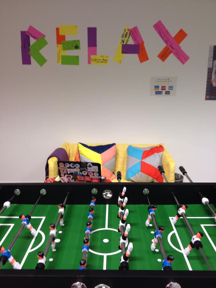 relax room new